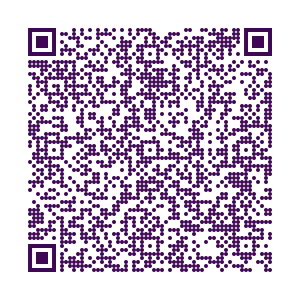 QR code contact - Laetitia Augé
